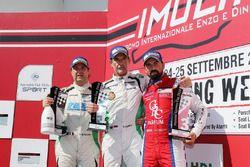 Podio Gara 3 Michelin Cup