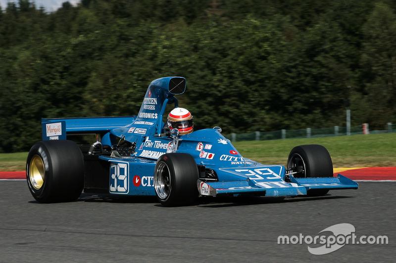 #39 Maki F101 (1975): Marc Devis