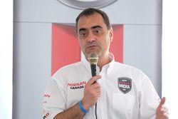 Joni Paiva, président de Nissan Canada