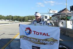 Polesitter: #60 Michael Shank Racing with Curb/Agajanian, Ligier JS P2 Honda: John Pew, Oswaldo Negr