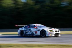 #25 BMW Team RLL BMW M6 GTLM: Bill Auberlen, Dirk Werner, Augusto Farfus