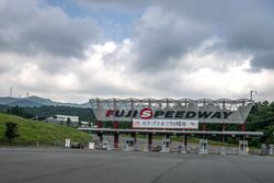 Fuji Speedway entrance overview