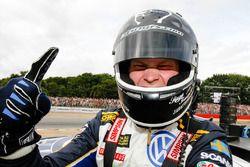 Le vainqueur Johan Kristoffersson, Volkswagen Team Sweden