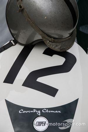 Jack Brabham's Helmet