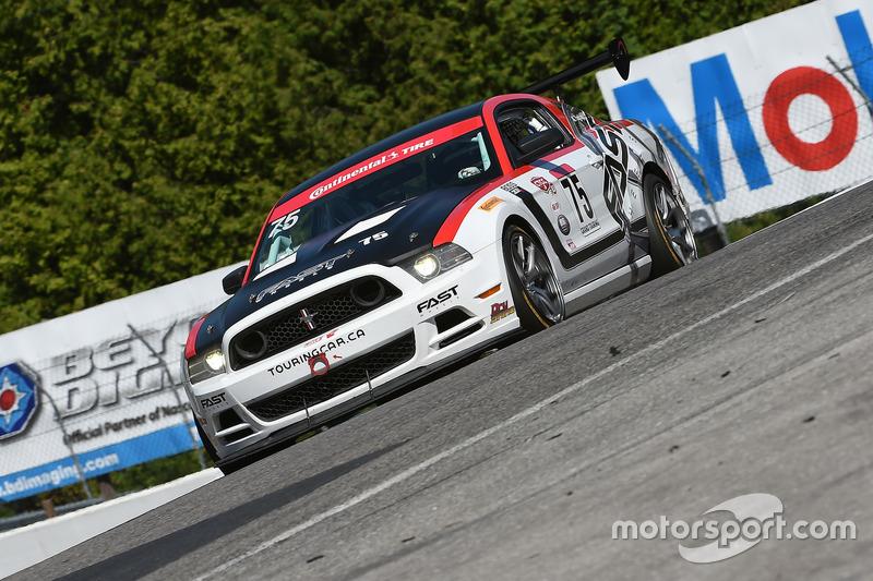 Alex Tagliani, Ford Mustang Boss 302