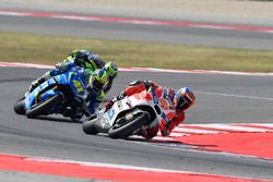 Michele Pirro, Ducati Team, Aleix Espargaro, Team Suzuki Ecstar MotoGP