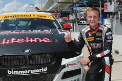 Ganadores de la pole #84 BimmerWorld Racing BMW 328i: James Clay, Tyler Cooke