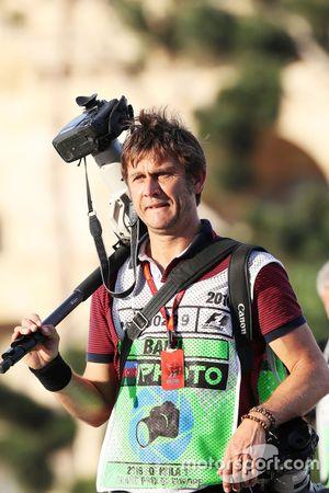 Peter J Fox, fotógrafo