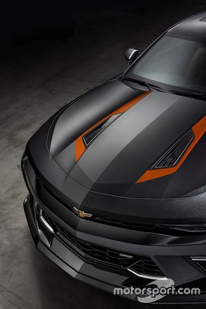 2017 Chevrolet Camaro SS 50th Anniversary Edition