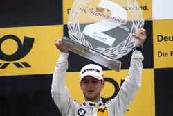Podium: second place Tom Blomqvist, BMW Team RBM, BMW M4 DTM