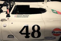 1970 Steve McQueen, Porsche 908 Cam Car S