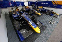 Cars of Kevin Joerg, DAMS