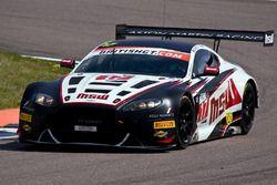#17 TF Sport Aston Martin Vantage GT3: Derek Johnston, Jonny Adam
