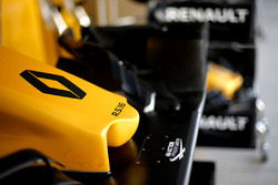Renault Sport F1 Team RS16 nose detail