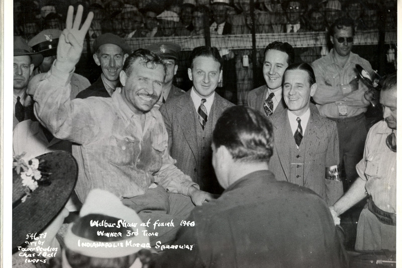 1940: Уилбур Шоу