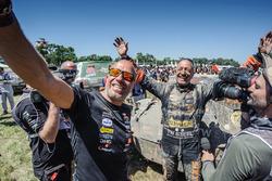 Tim Coronel en Tom Coronel, Maxxis Dakar Team, Dakar 2016