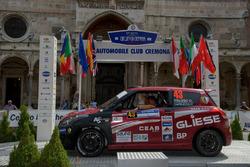 Corrado Peloso, La Superba, Suzuki Swift Sport R1B
