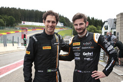 Bruno Senna and Alex Fontana, Garage 59 Racing