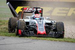 Romain Grosjean, Haas F1 Team VF-16 sort large