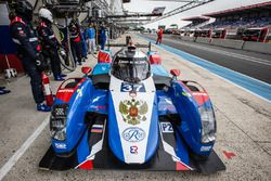 #37 SMP Racing, BR01 Nissan: Vitaly Petrov, Viktor Shaytar, Kirill Ladygin