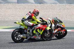 Choqe de Simone Corsi, Speed Up Racing, Lorenzo Baldassarri, Forward Racing