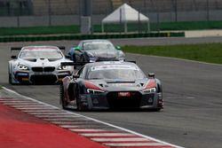 Filipe Albuquerque, Marco Mapelli, Audi Sport Italia, Audi R8 LMS