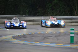 #27 SMP Racing BR01 Nissan: Nicolas Minassian, Maurizio Mediani, Mikhail Aleshin and #25 Algarve Pro