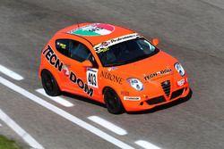 Kevin Giacon, Tecnodom, Alfa Romeo Mito-TCS 1.4 #403