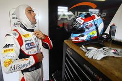 #88 AKKA ASP Mercedes AMG GT3: Tristan Vautier