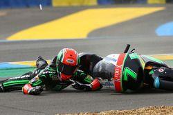 Adam Norrodin, Drive M7 SIC Racing Team crash