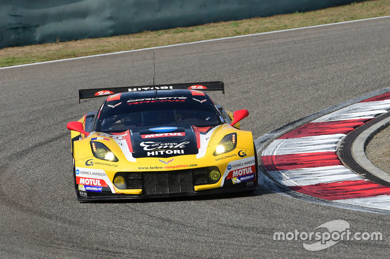 5. LMGTE-Am: #50 Larbre Competition, Corvette C7.R: Ricky Taylor, Romain Brandela, Pierre Ragues