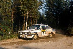 Ari Vatanen, David Richards, Ford Escort RS1800