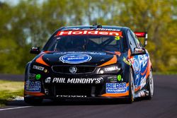 Andre Heimgartner and Aaren Russell, Lucas Dumbrell Motorsport Holden