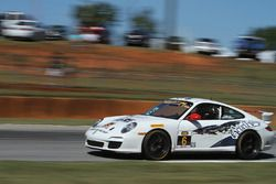 #6 Rebel Rock Racing Porsche Cayman GT4: Casey Carden, Ethan Low
