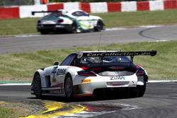 #35 Car Collection Motorsport, Mercedes-Benz SLS AMG GT3: Florian Scholze, Karl Wendlinger