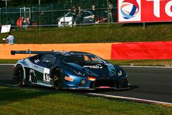 #101 Attempto Racing Lamborghini Huracan GT3: Fabio Babini, Patric Niederhauser, Daniel Zampieri