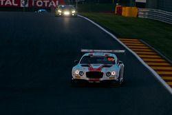 #30 Team Parker Racing Bentley Continental GT3: Derek Pierce, Chris Harris, Carl Rosenblad, David Pe