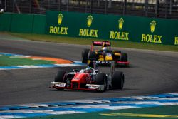 Oliver Rowland, MP Motorsport devance Antonio Giovinazzi, PREMA Racing
