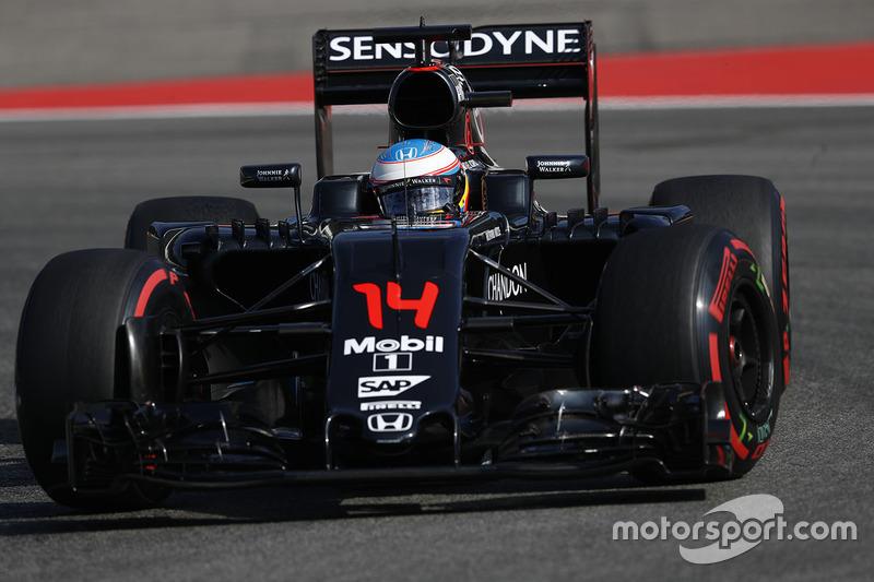 McLaren MP4-31 (2016)