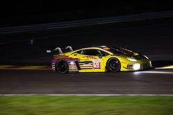 #63 GRT Grasser Racing Team, Lamborghini Huracan GT3: Nicolas Pohler, Diego Alessi, Anders Fjordbach