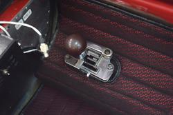 Levier de changement de vitesses d'une Ferrari 312 B