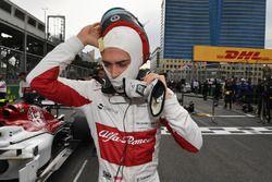 Charles Leclerc, Sauber op de startopstelling