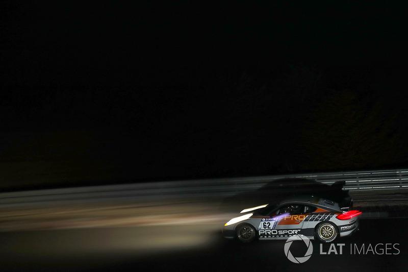#62 Prosport-Performance Porsche Cayman: Jörg Viebahn, Mike David Ortmann, Thomas Kroll, Alexander Mies
