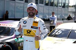 Pole position per Timo Glock, BMW Team RMG