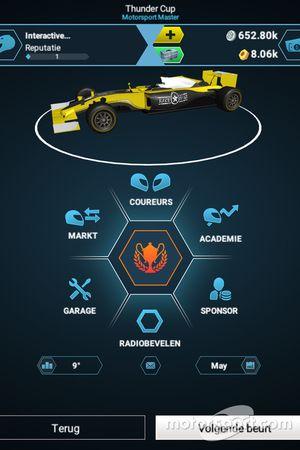 Motorsport Master iOS