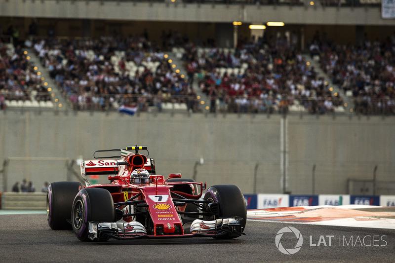 4. Кими Райкконен, Ferrari
