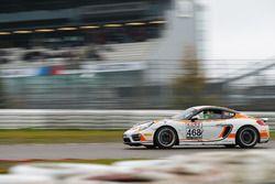 Jamie Green, Andreas Ahremark, John Larsson, Porsche Cayman I