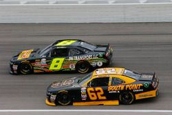 Brendan Gaughan, Richard Childress Racing Chevrolet, B.J. McLeod, BJ McLeod Motorsports Chevrolet
