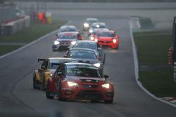 Nicola Baldan, Pit Lane, Seat Leon TCR-TCR