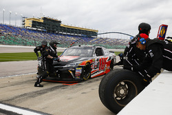 Christopher Bell, Joe Gibbs Racing Toyota pit stop